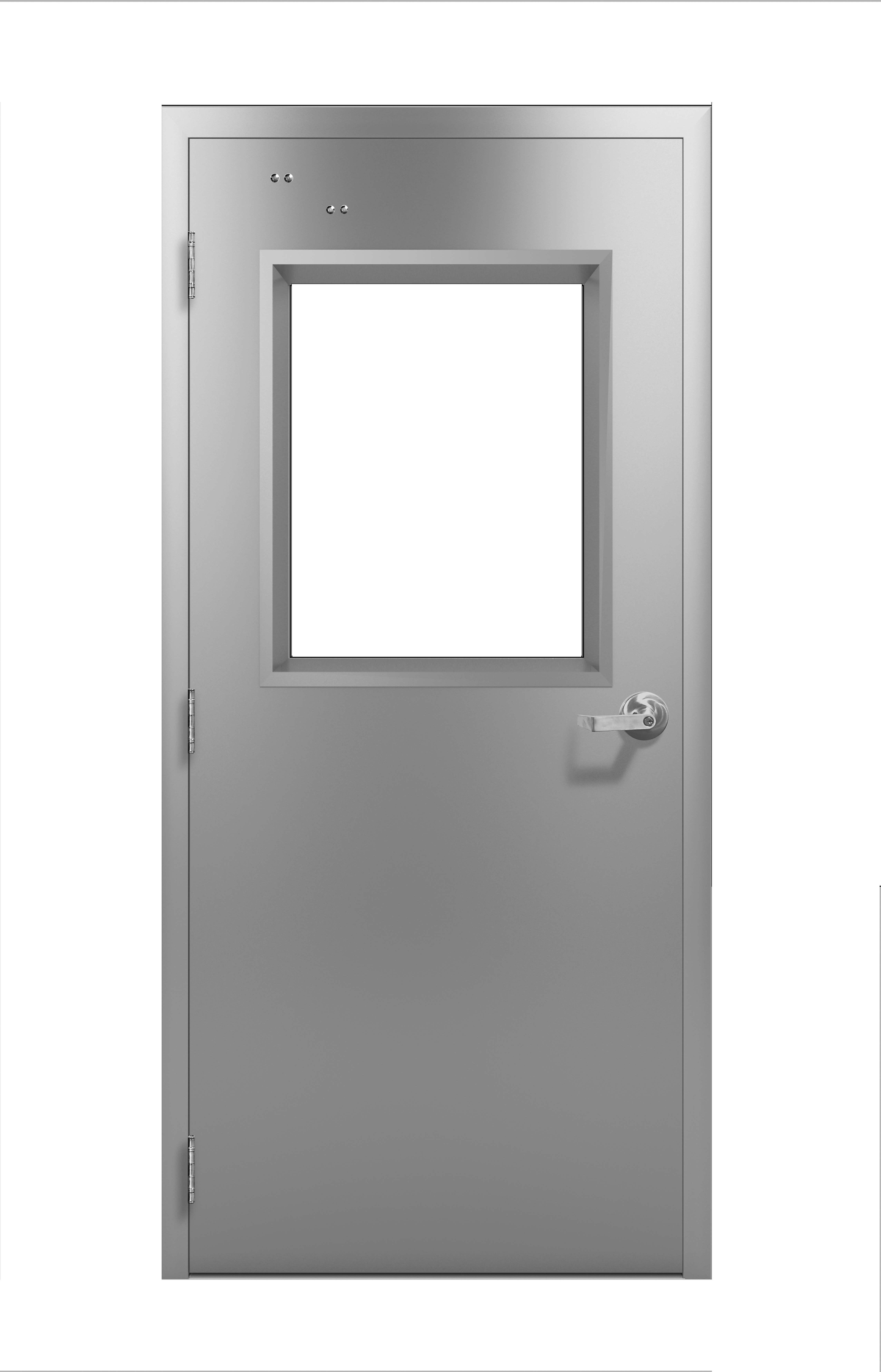 doors. JAMOCLEAN ® Stainless Steel Architectural Style 1 3/4\ Doors